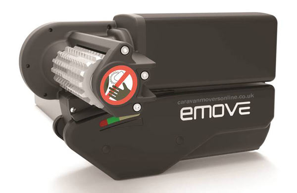 Emove EM305 fully automatic manoeuvring system for caravans up to 2000kg