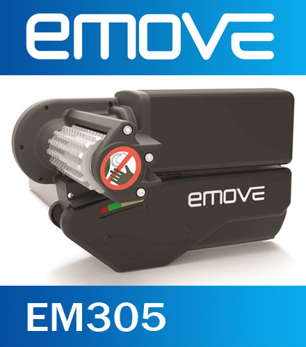 Emove EM305 fully automatic caravan mover