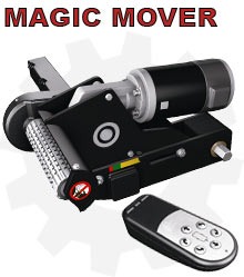 Magic Mover Motor Mover from Bolsover Caravans