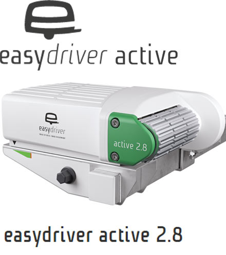 easydriver active 1.8 / 2.3