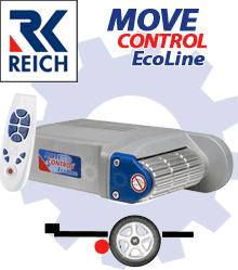 Reich Movecontrol Ecoline Single Axle Caravan Motor Mover