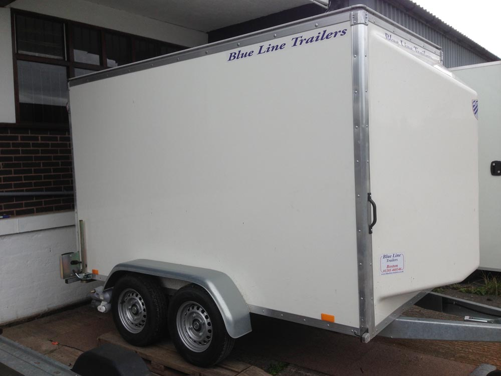 Motorcycle Box Trailers For Sale